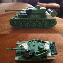 陆军司令部-坦克(20161114)