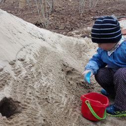喜欢玩沙的小朋友·王局长