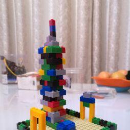 乐高-高楼与庭院