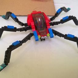 乐高-机器蜘蛛(20170627)