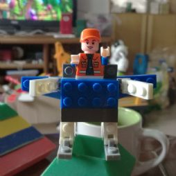 乐高-操纵机器人(20170319)
