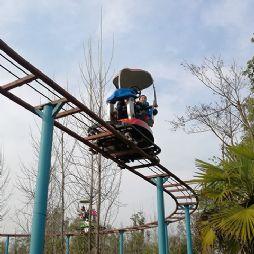 悠然蓝溪之儿童游乐场(20180317)