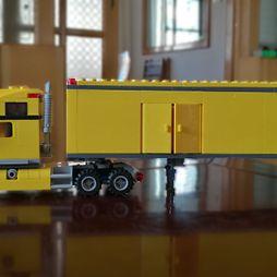 乐高-半挂箱式卡车(20171217)