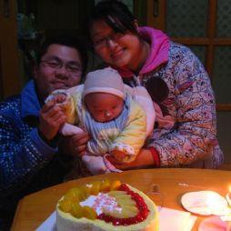 妈妈30岁的生日(20130130)