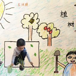 画画-植树节(20200311)