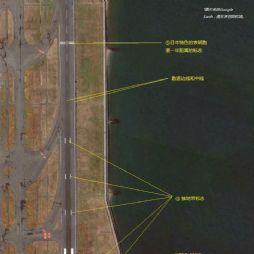 【转】机场跑道不同的画线分别表示什么意思