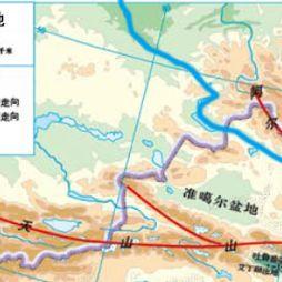 【原创】中国四大盆地