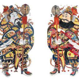 春节里的故事3-门神&春联
