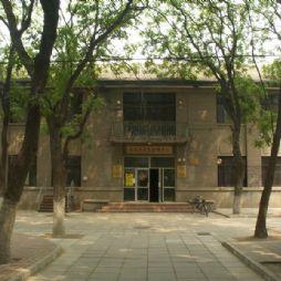 北京林业大学学生活动中心(2004年)