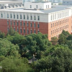 北京林业大学博物馆(标本馆)外景