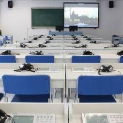 北京林业大学外语学院语言实验室