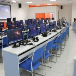 北京林业大学外语学院同声传译实验室