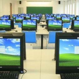 北京林业大学外语学院自主学习实验室