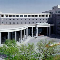 北京林业大学第二教室楼