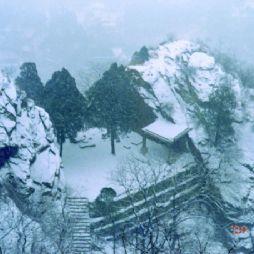 鹫峰国家森林公园·消债寺