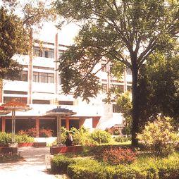 北京林业大学的老图书馆