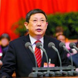 杨雄(上海市长,北京林业大学校友)