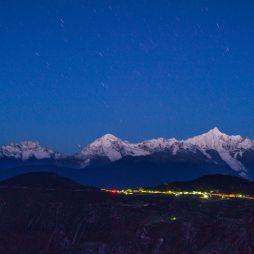 【转】神奇美丽的梅里雪山