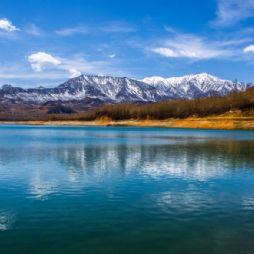 """【转】青藏高原与黄土高原的分界线""""拉脊山"""""""