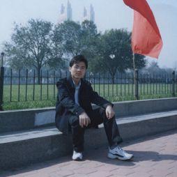 天津海河之滨(2004年10月初)