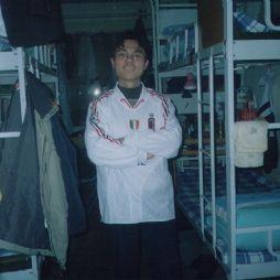 北林安徽老乡会足球队(淮军)队服(2004年12月)