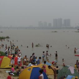 松花江畔(哈尔滨游记)十:太阳岛
