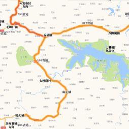舒城县山七镇大河沿村(20170418)