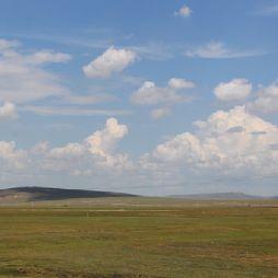 松花江和大草原,第二次相遇(六)呼伦贝尔大草原:从海拉尔到额尔古纳