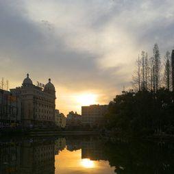 九墩塘夕照(20190316)