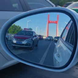 后视镜里的淠史杭大桥(20190523)