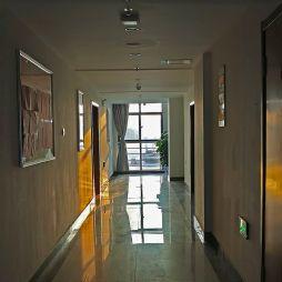 夕阳下的走廊(20201204)