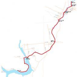 六安市第三届(2019年)百公里毅行-前30公里路线图
